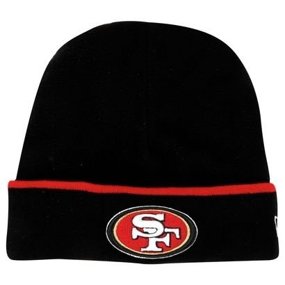 Gorro Touca San Francisco 49ers - New Era Fan Cold Weather Tech