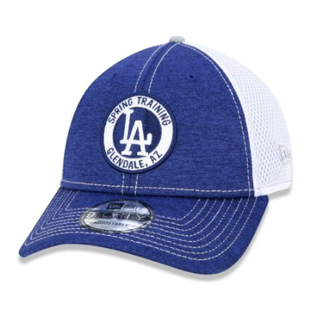 Boné New Era Los Angeles Dodgers 940 Centric Neo Aba Curva