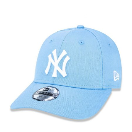 Boné New Era New York Yankees 940 Kid Pan Tonal Juvenil Azul