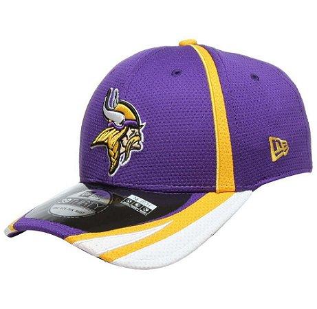 Boné Minnesota Vikings Trainning 3930 - New Era