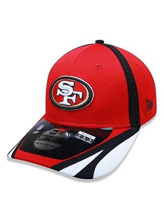 Boné San Francisco 49ers Trainning 3930 - New Era