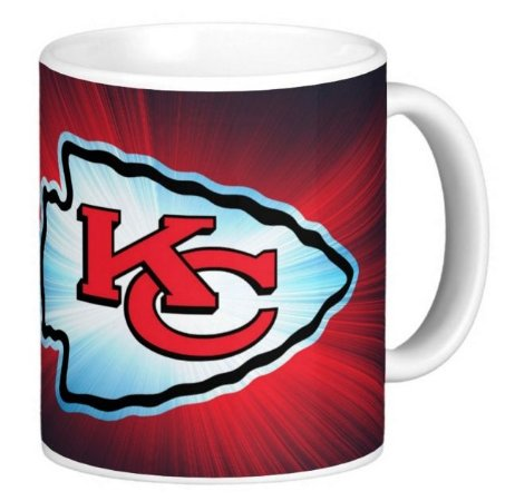 Caneca Kansas City Chiefs - NFL