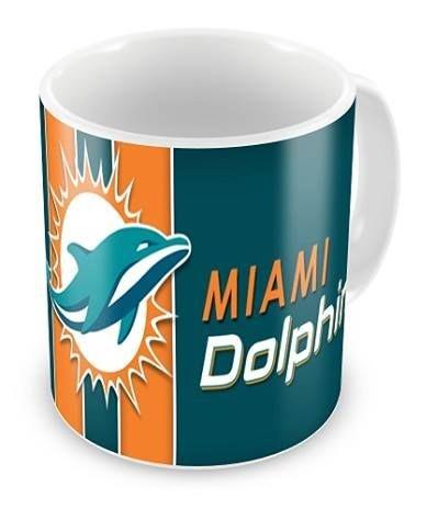 Caneca Miami Dolphins - NFL