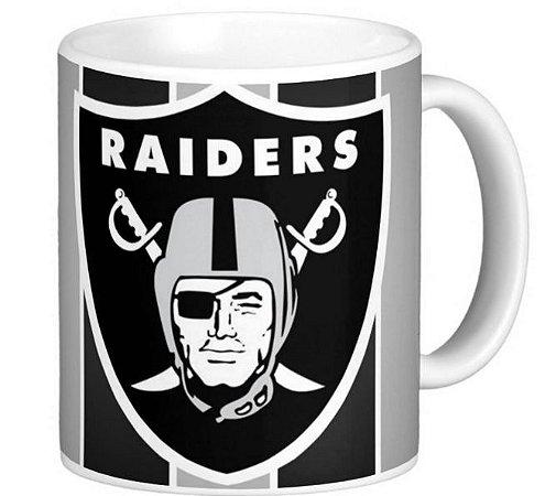 Caneca Oakland Raiders - NFL