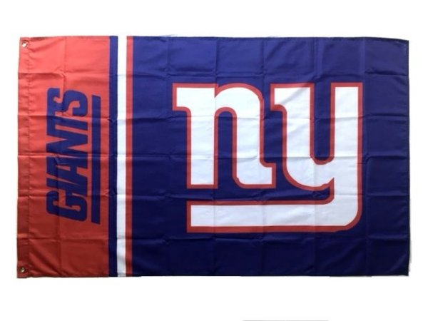 Bandeira New York Giants NFL - Grande