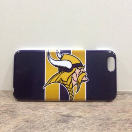 Capinha case Iphone 6 Minnesota Vikings