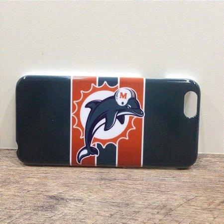 Capinha case Iphone 6 Miami Dolphins