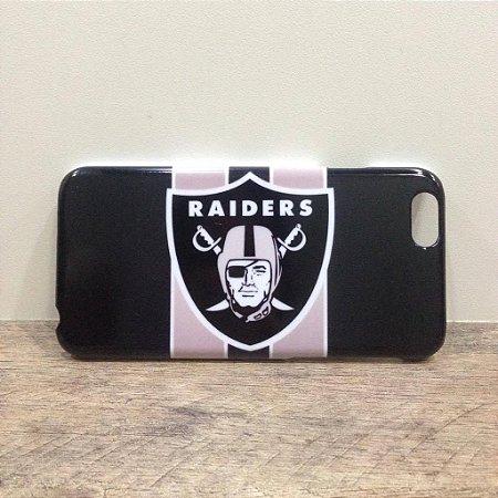 Capinha case Iphone 6 Oakland Raiders