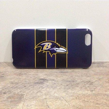 Capinha case Iphone 6 Baltimore Ravens