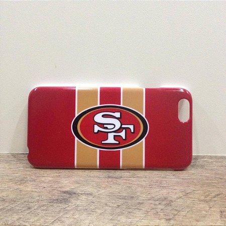 Capinha case Iphone 6 San Francisco 49ers