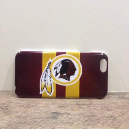 Capinha case Iphone 6 Washington Redskins