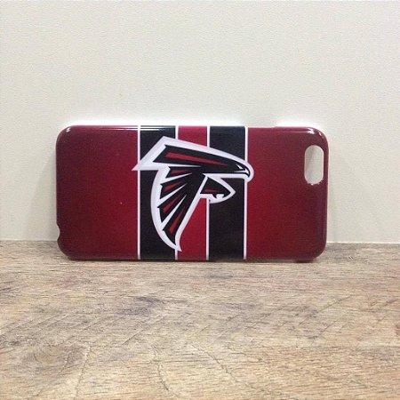 Capinha case Iphone 6 Atlanta Falcons