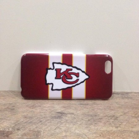 Capinha case Iphone 6 Kansas City Chiefs