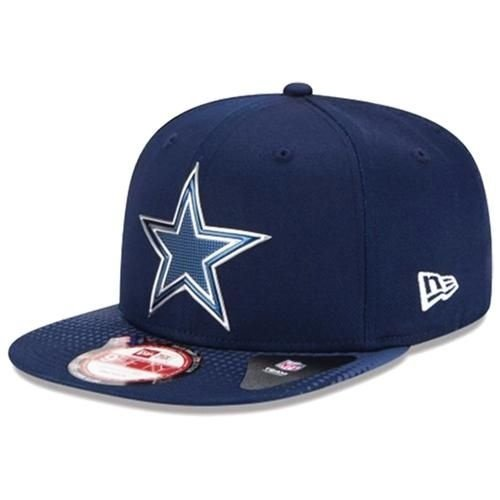 Boné Dallas Cowboys DRAFT 950 Snapback - New Era