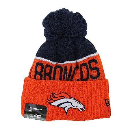 Gorro Touca Denver Broncos Cold Weather - New Era
