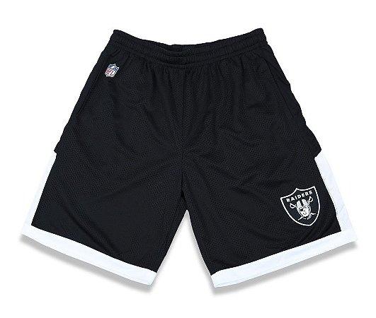 Bermuda Oakland Raiders Especial NFL - New Era