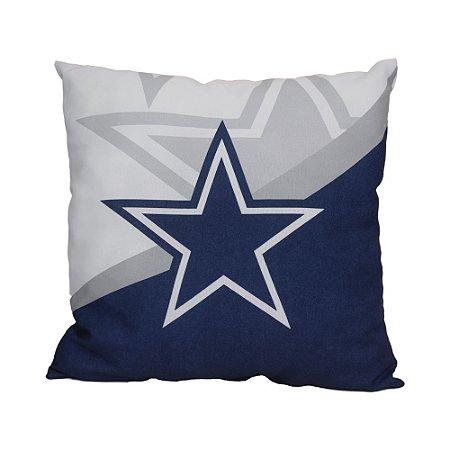 Almofada Dallas Cowboys NFL Big Logo Futebol Americano