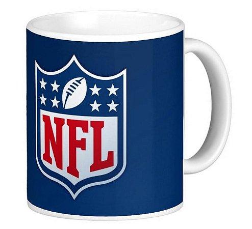 Caneca cerâmica NFL