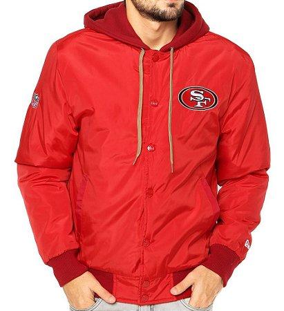 Jaqueta NFL Inverno San Francisco 49ers - New Era
