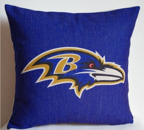 Almofada Baltimore Ravens - NFL