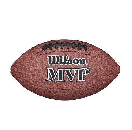 Bola Oficial Futebol Americano MVP - Wilson