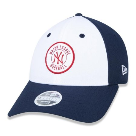 Boné New Era New York Yankees 940 College Patch Feminino