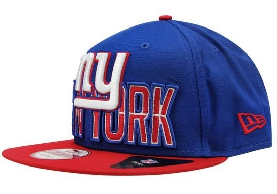 Boné New York Giants DRAFT 950 Snapback - New Era