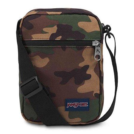 Shoulder Bag JanSport Weekender Camuflado 1,4 Litros
