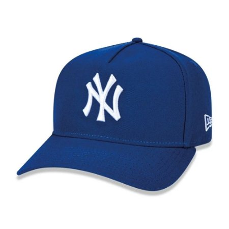 Boné New Era New York Yankees 940 Tech World Aba Curva Azul