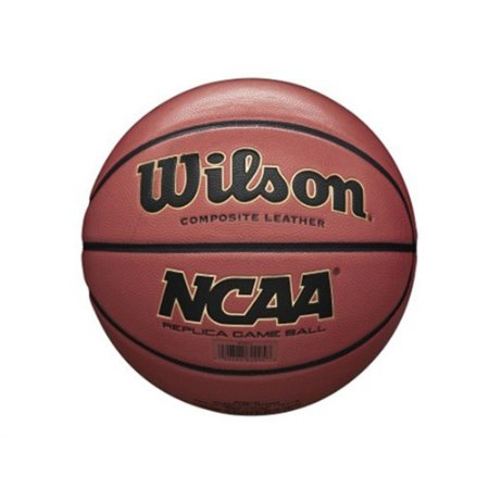 Bola de Basquete Wilson NCAA Composite Leather 7""
