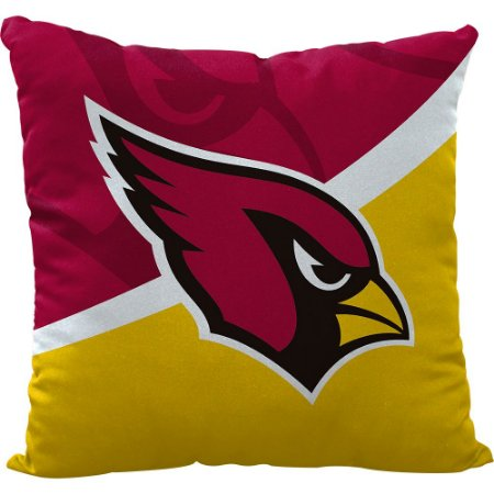 Almofada Arizona Cardinals NFL Big Logo Futebol Americano