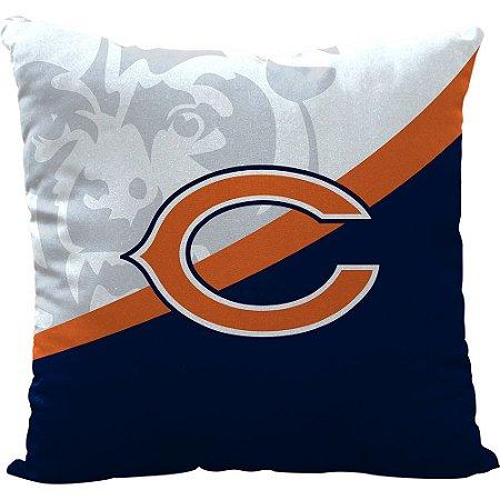 Almofada Chicago Bears NFL Big Logo Futebol Americano