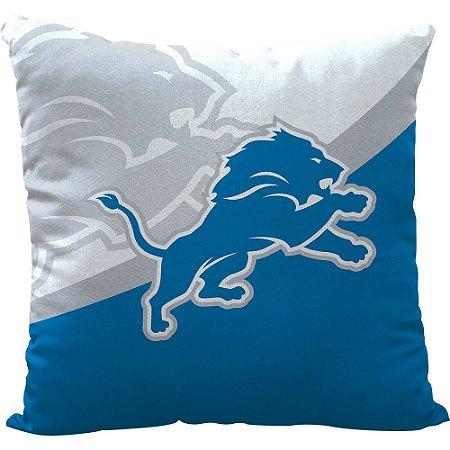 Almofada Detroit Lions NFL Big Logo Futebol Americano