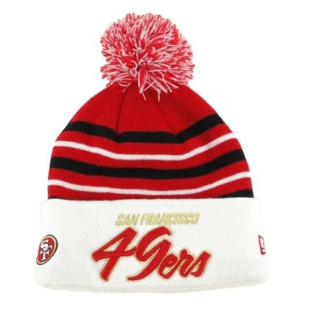 Gorro Touca San Francisco 49ers Snow Stripe - New Era