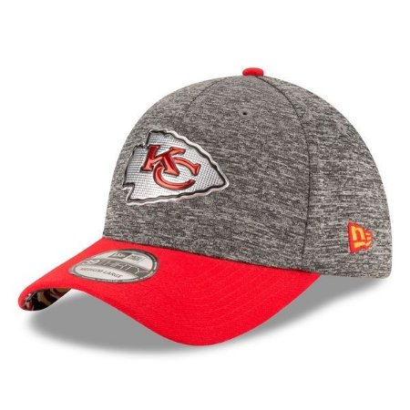 Boné Kansas City Chiefs 3930 DRAFT 2016 - New Era