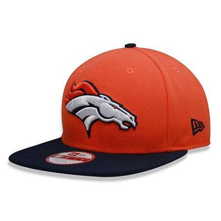 Boné Denver Broncos Classic 950 Snapback - New Era