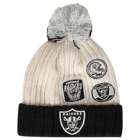 Gorro Touca Oakland Raiders Vintage Knitter - New Era