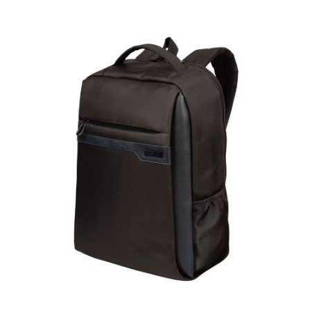 Mochila Sestini Laptop Slim Prime 3 Compartimentos Marrom