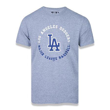 Camiseta New Era Los Angeles Dodgers MLB College Baseball