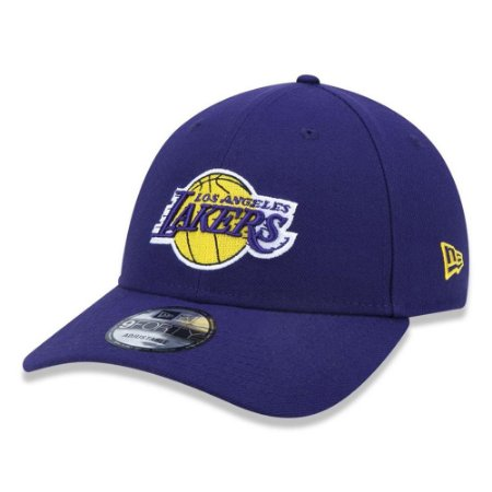Boné New Era Los Angeles Lakers NBA 940 Primary Aba Curva