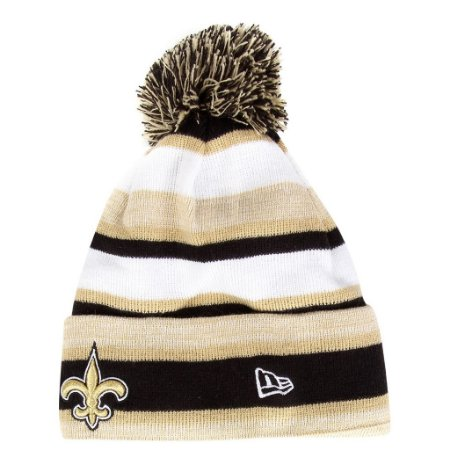 Gorro Touca New Orleans Saints Sport Knit - New Era