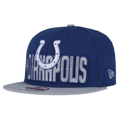 Boné Indianapolis Colts DRAFT15 950 Snapback - New Era