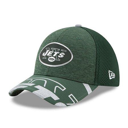 Boné New York Jets Draft 2017 On Stage 3930 - New Era