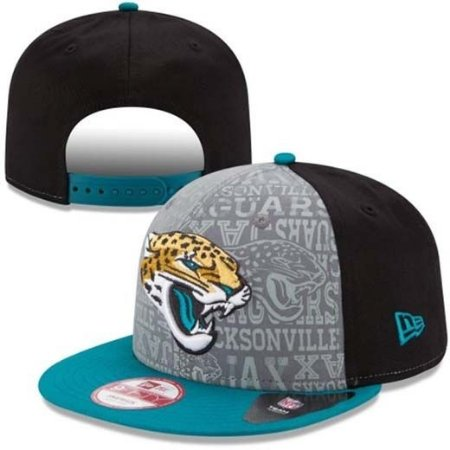 Boné Jacksonville Jaguars 950 Snapback Draft Reflective - New Era