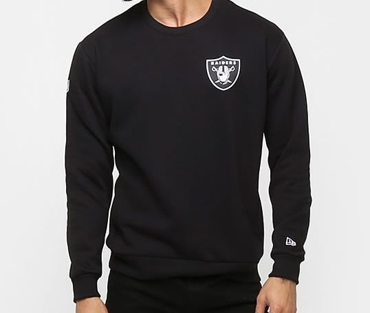 Casaco Moletom Oakland Raiders Score NFL - New Era