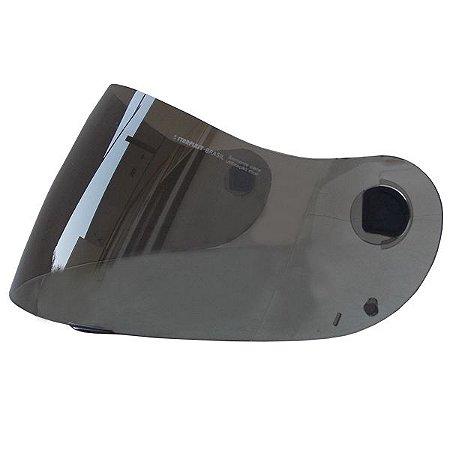 Viseira capacete X1000 XK - Fumê