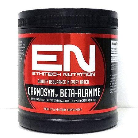 Beta Alanina (Ethitech Nutrition) 200g Importada 100% Pura
