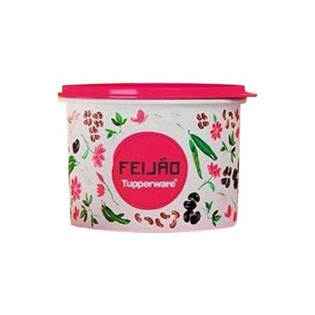 Tupperware Tupper Caixa para Feijão Floral 2 kgs*