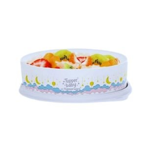 Tupperware Pratinho Baby 500ml com tampa