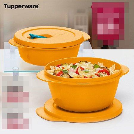 Tupperware Kit Cristalwave Geração II - 600ml +800ML